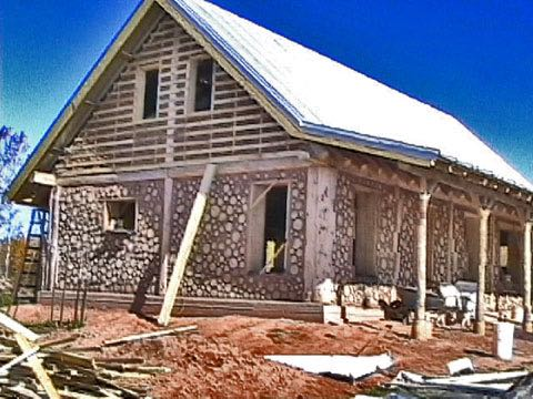H 39 ns blog for Cordwood house cost
