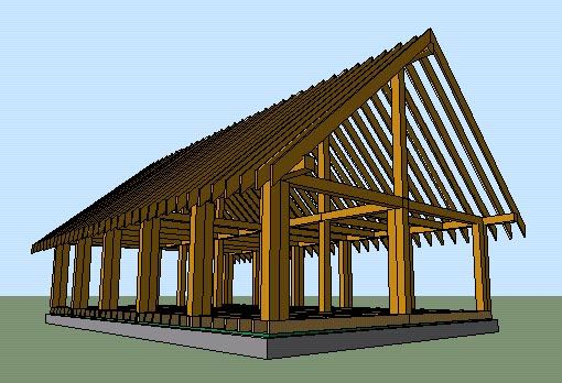 Basic Cordwood House Plans House Construction